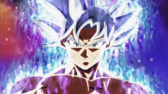 Son Goku, Ultra Instinkt, Dragon Ball Super