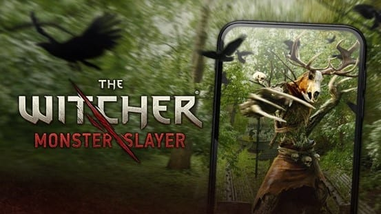 The Witcher Monster Slayer Trailer