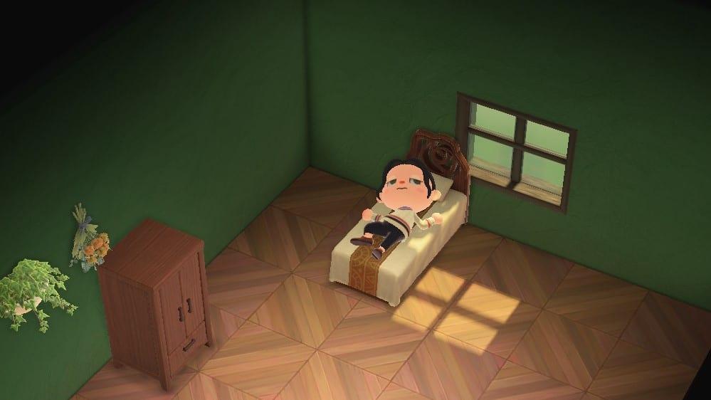 Animal Crossing: New Horizons Aufwachen vom Schlummern