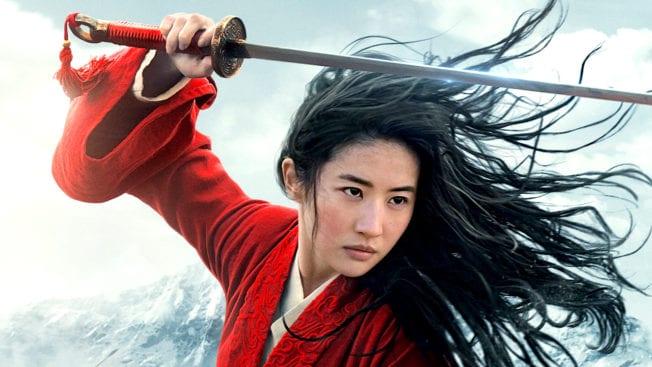 Mulan Remake Disney Plus