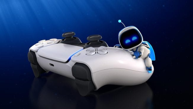 DualSense-Controller der PS5