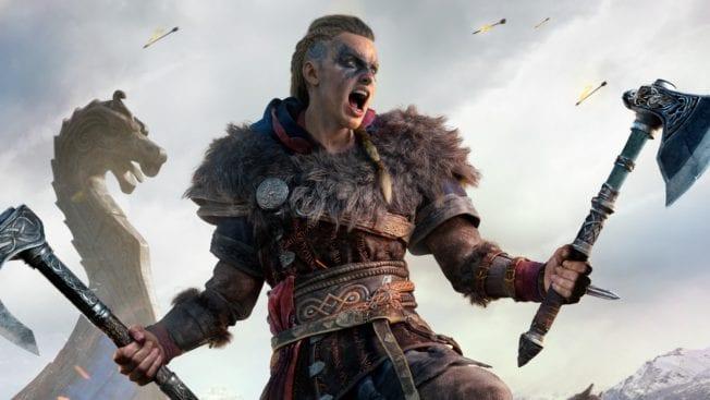 Assassin's Creed Valhalla Eivor Protagonist