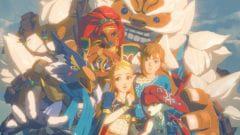 Champions Zelda Breath of the Wild