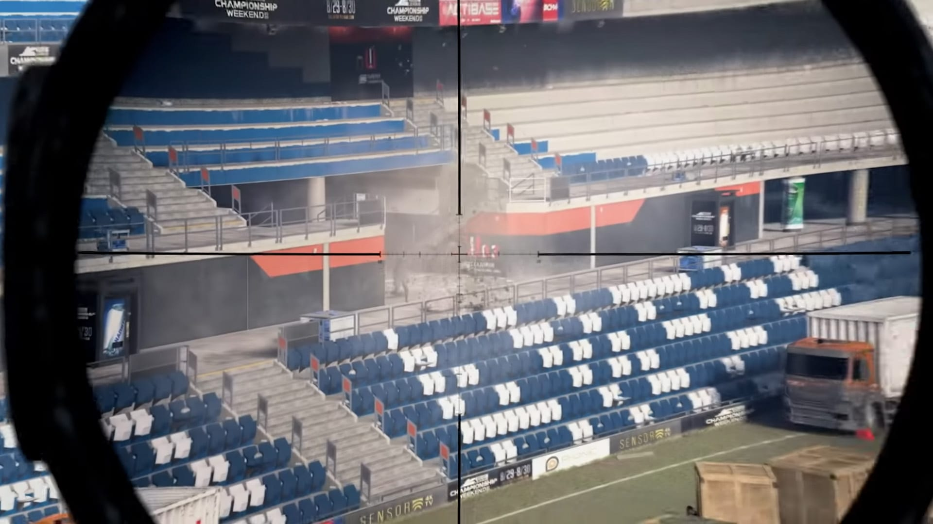 CoD Warzone Season 5 Stadion