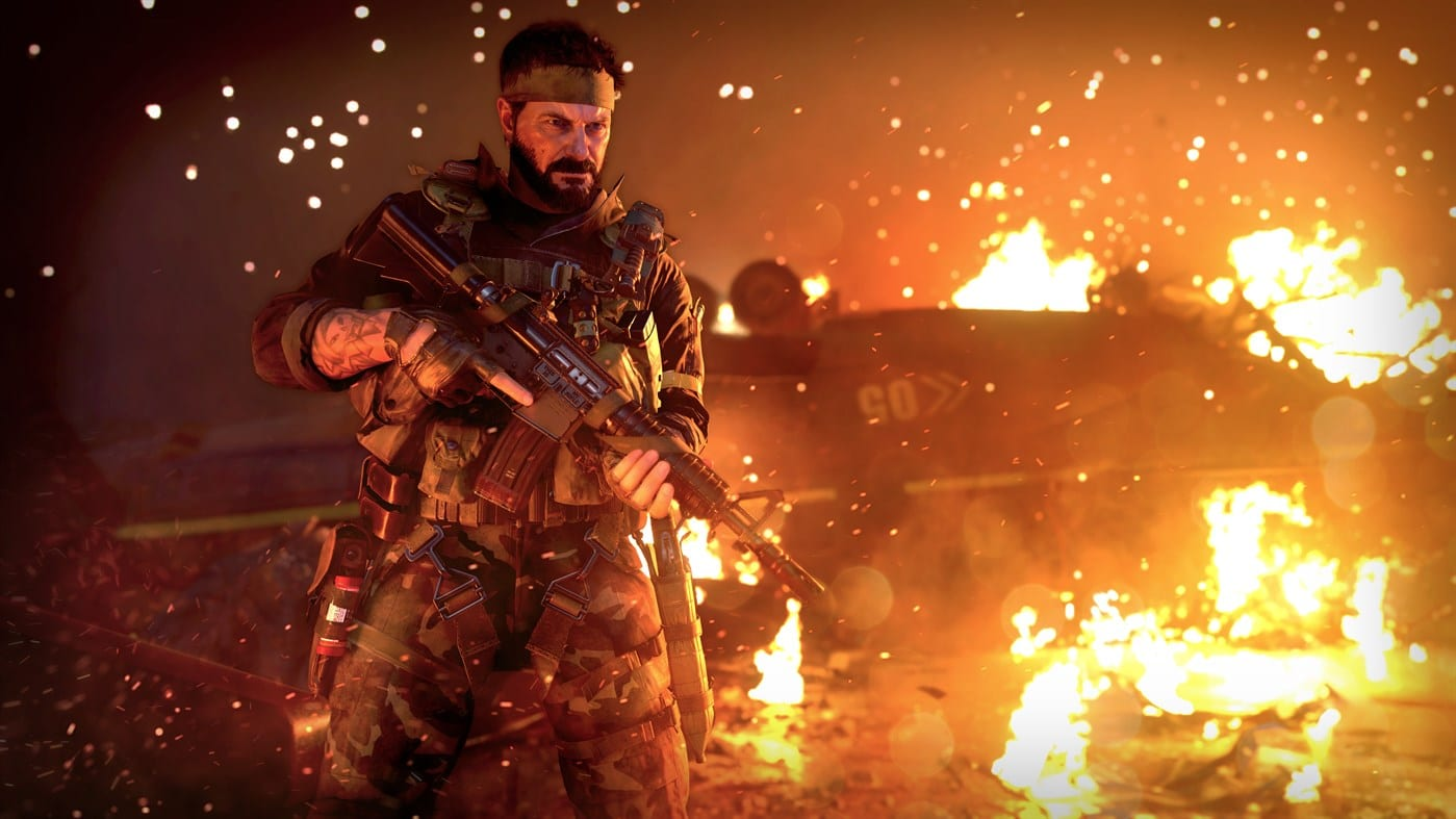 Call of Duty Black Ops Cold War Trailer Event