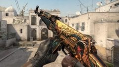 CS:GO Fracture Collection Legion of Anubis