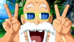 Dragon Ball FighterZ Muten Roshi DLC