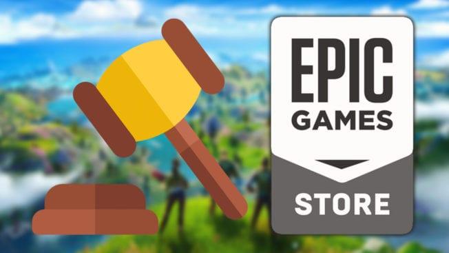 Epic Games Google Apple