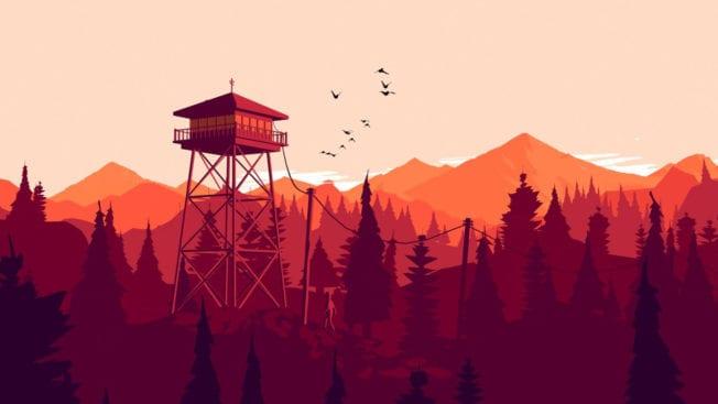 Firewatch Film Serie