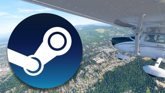 Flight-Simulator-2020 -Steam