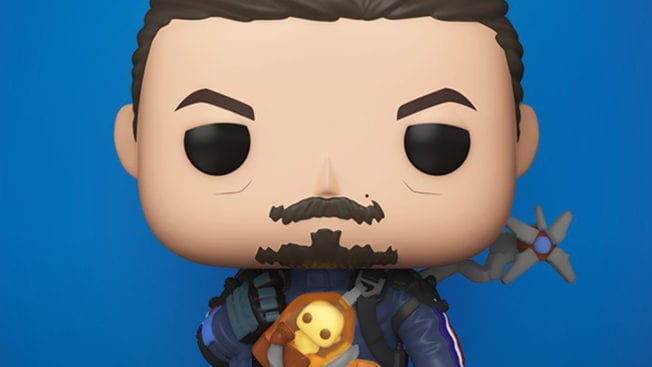 Funko Pop Figur Sam Porter Bridges