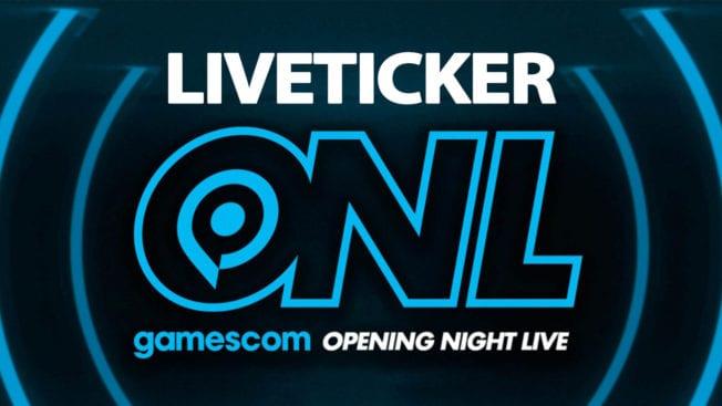Gamescom 2020 - Liveticker ONL Opening Night Live
