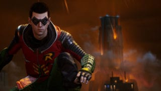 Gotham Knights - Red Hood