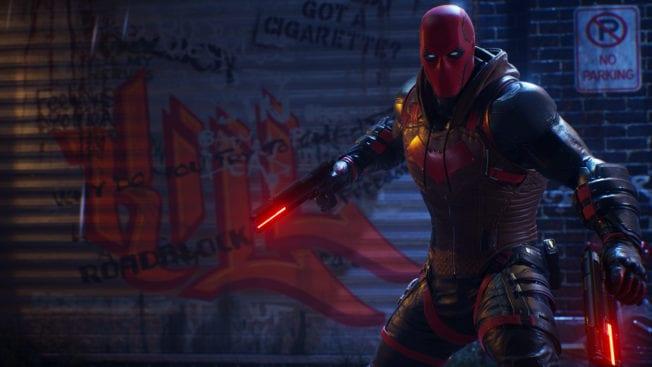 Gotham Knights - Nightwing