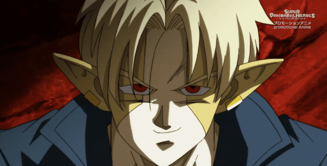 Dragon Ball Heroes, Hearts, Anime