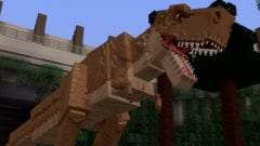 Jurassic World Minecraft