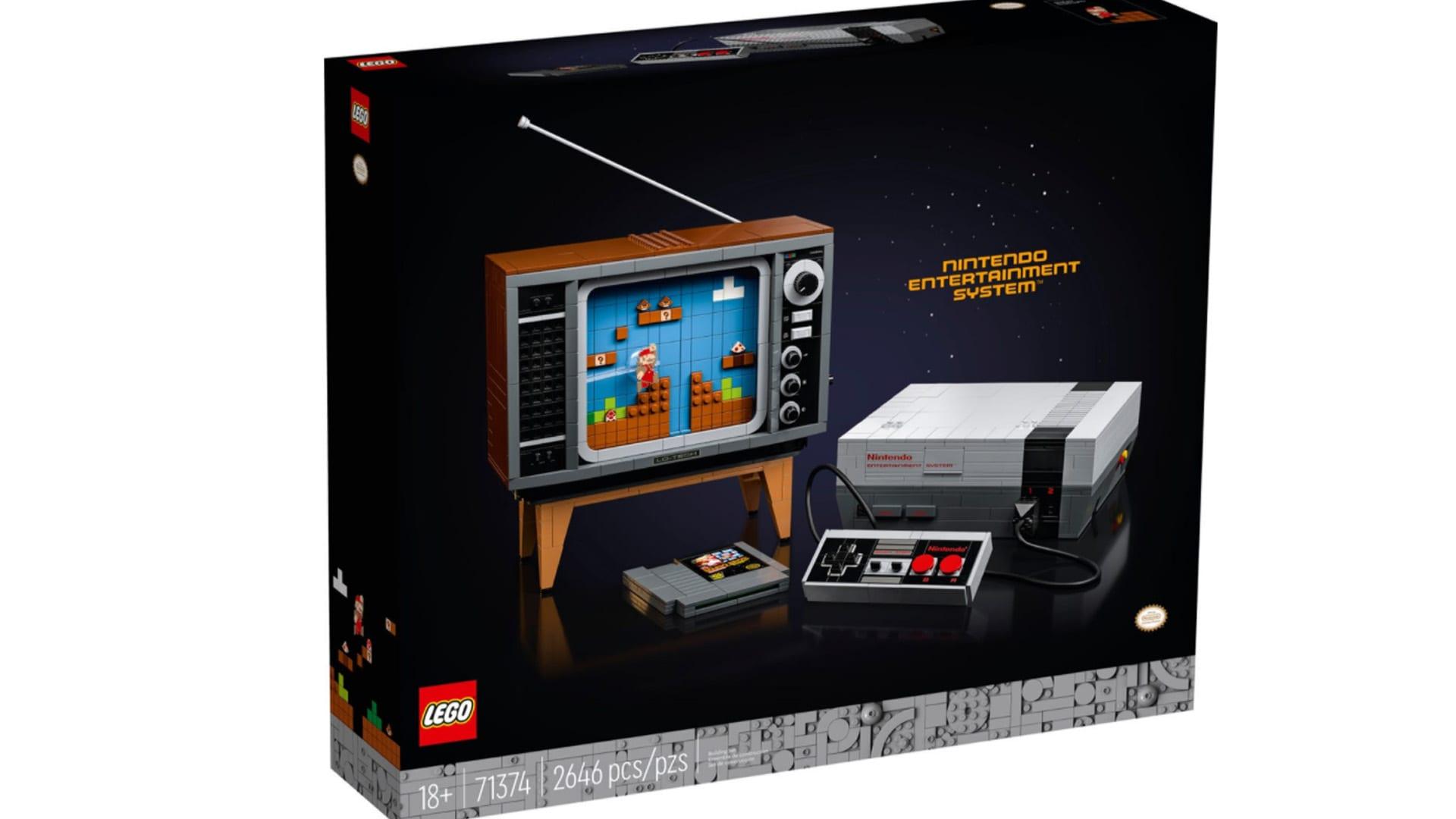 LEGO-Set Nintendo NES 2