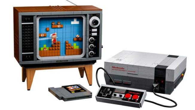 LEGO-Set NES