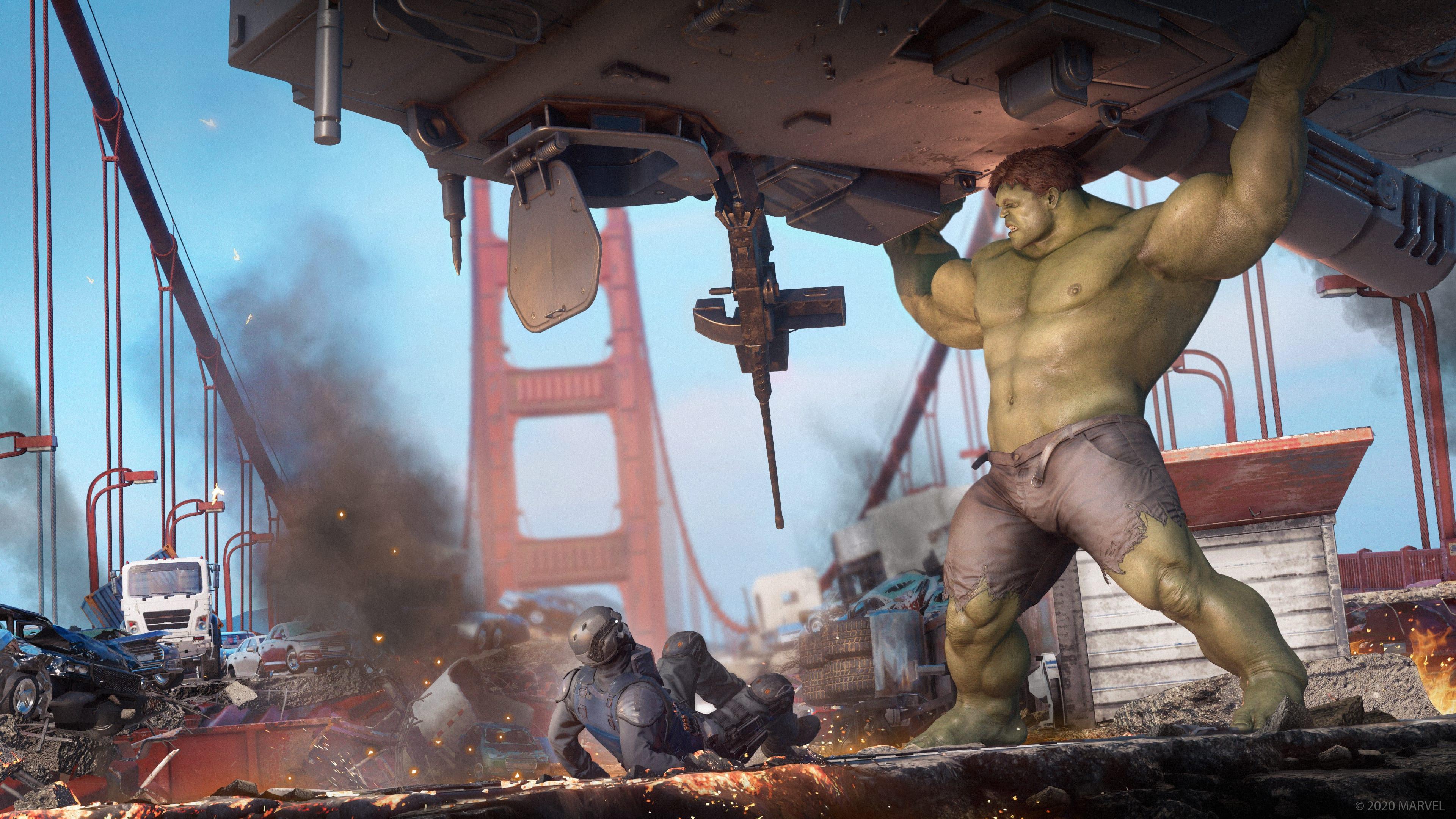 Marvel's Avengers - Hulk