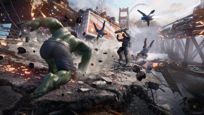 Marvel's Avengers -Superhelden