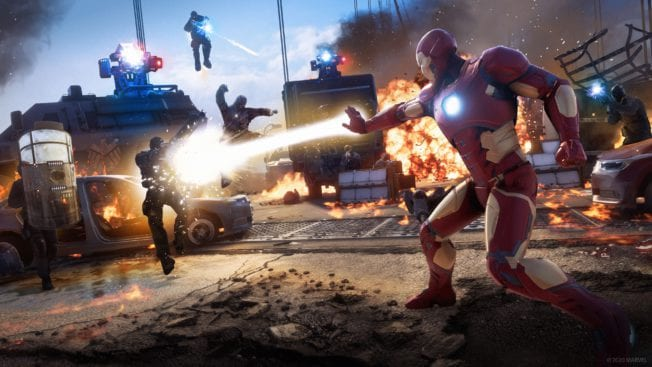 Marvel's Avengers - Iron Man