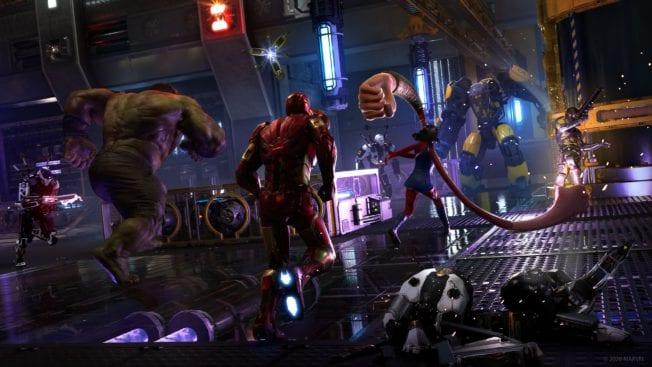 Marvel's Avengers - Kampf gegen das Böse