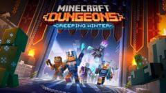 Minecraft Dungeons Creeping Winter