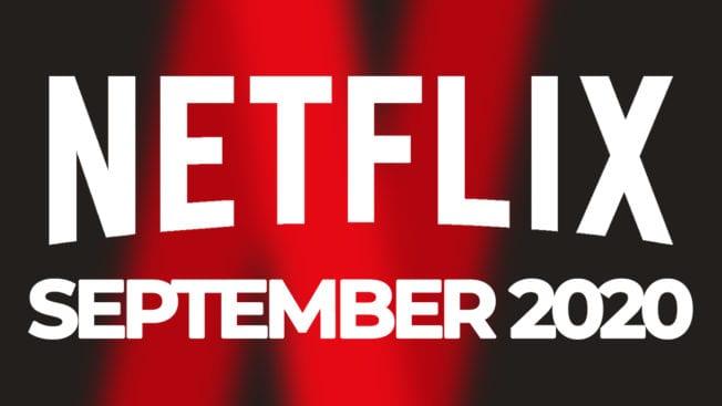 Netflix September 2020 neu