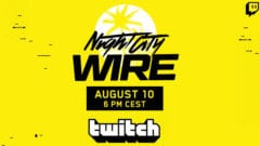 2. Episode Night City Wire