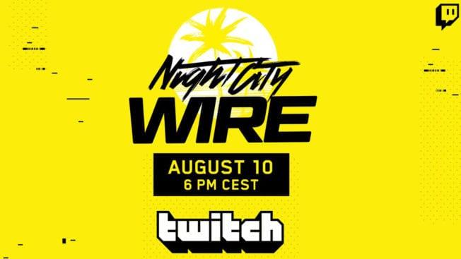 2. Episode Night City Wire