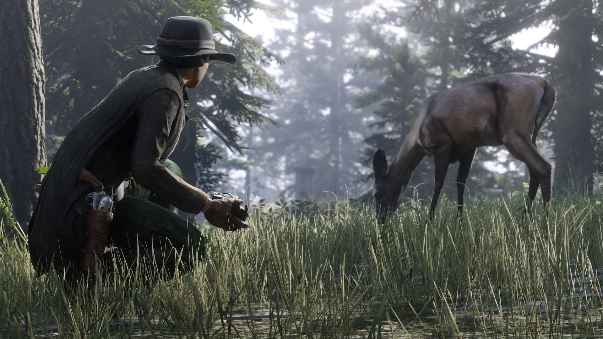 Red Dead Online - Wildlife Photographer