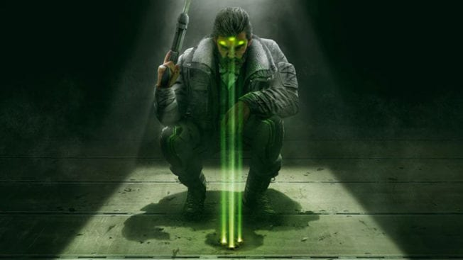 Sam Fisher - Rainbow Six: Siege