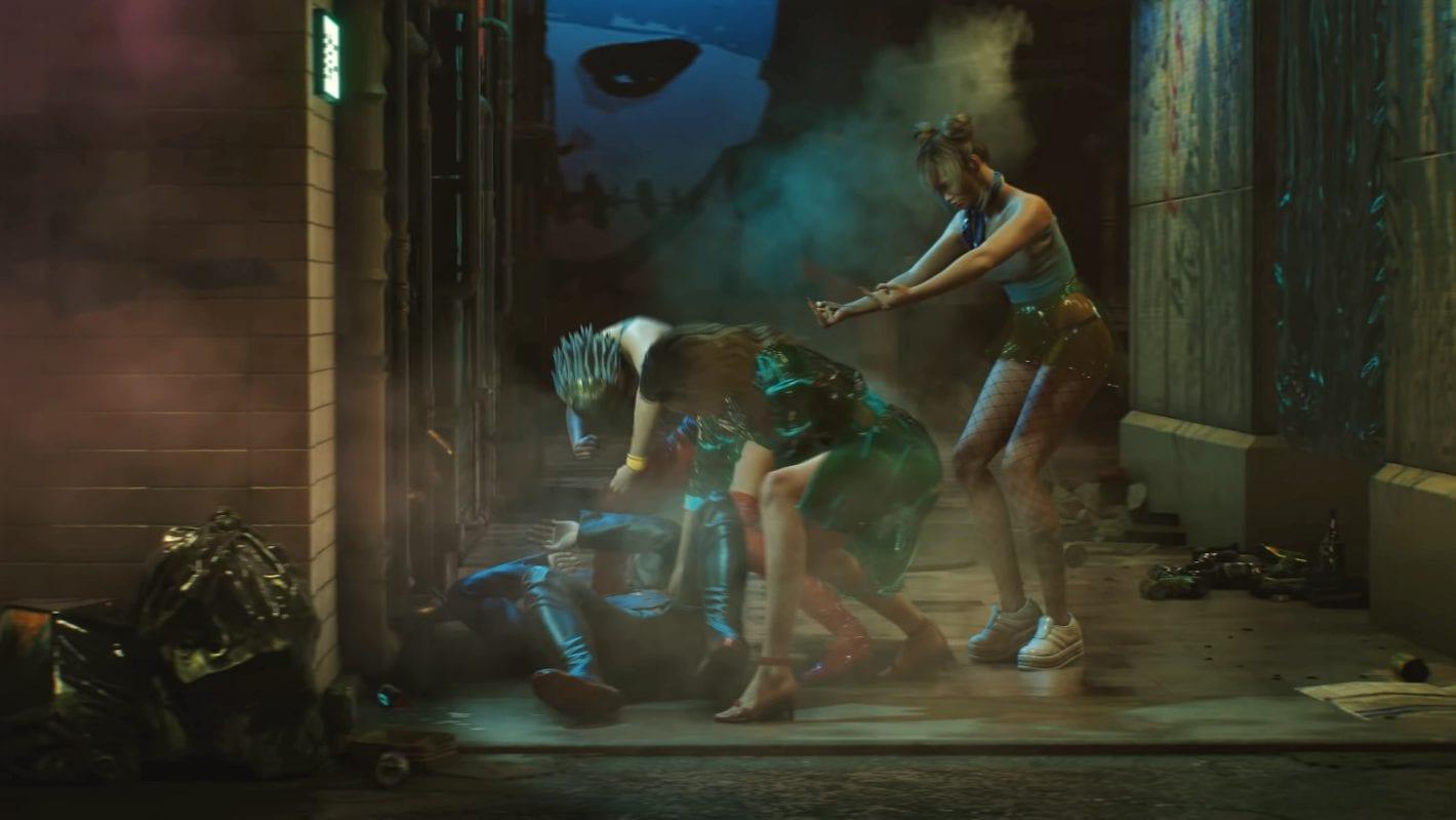 Cyberpunk 2077 Lebensweg Streetkid