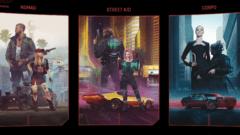 Cyberpunk 2077 Lebenswege
