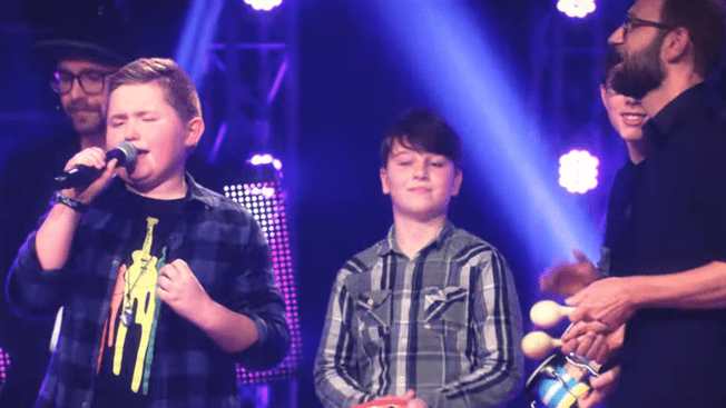 The Voice Kids auf YouTube