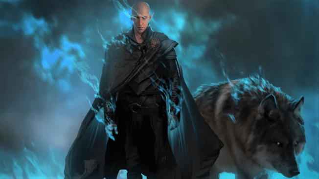 Dragon Age 4 The Dread Wolf Rises Solas Trailer