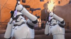 Die Sims 4 Star Wars Reise nach Batuu