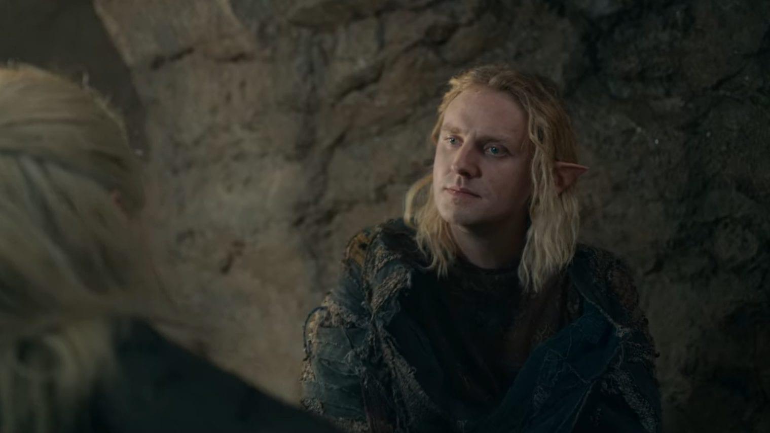 The Witcher Blood Origin Elfen