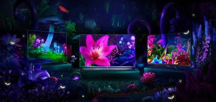 TCL X915, PS5-TV