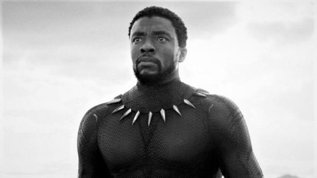 Chadwick Boseman Twitter Marvel Black Panther