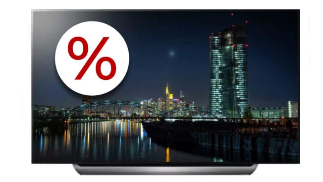 Fernseher von LG im Angebot