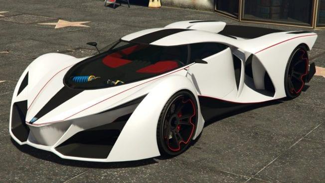 GTA Online: Grotti X80 Proto