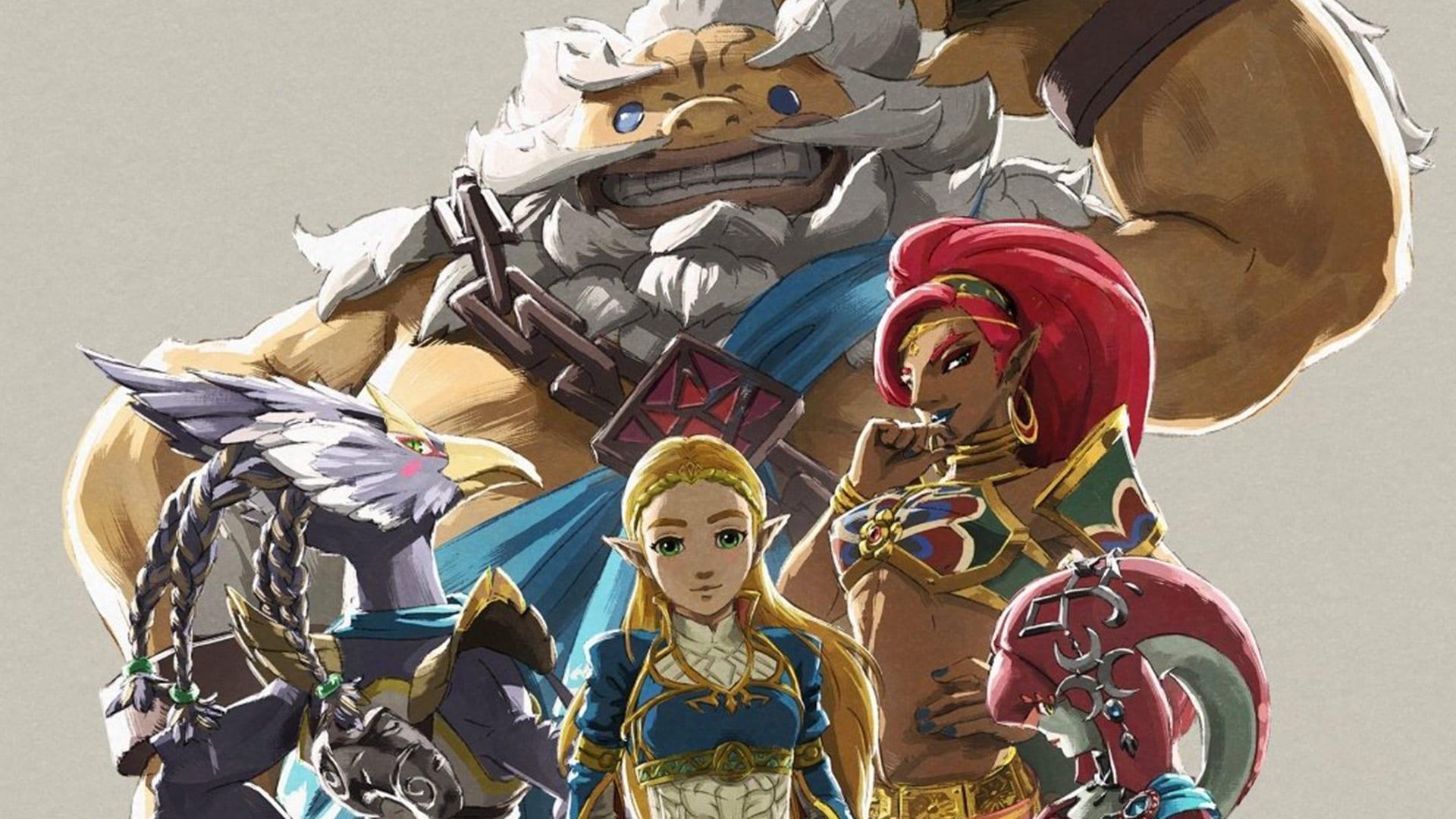 Zelda Breath of the Wild 2 (BotW 2) Koop-Modus