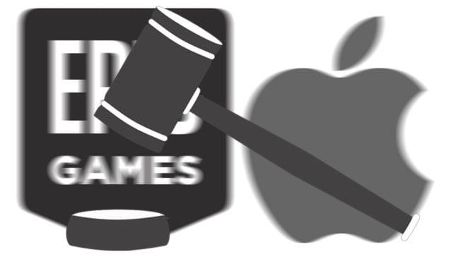 Apple Epic Games Urteil Fortnite