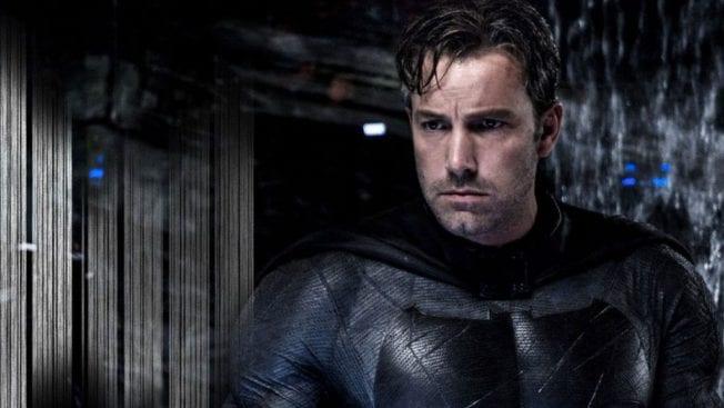 Ben Affleck spielte Batman in Batman vs Superman