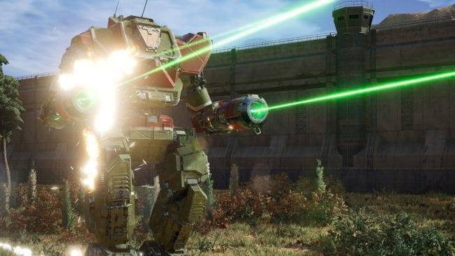 Epic Games Store Mods MechWarrior 5: Mercenaries