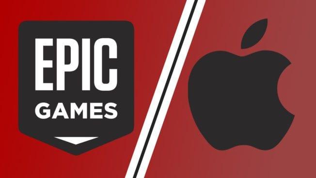 Epic Games gegen Apple Erklärung