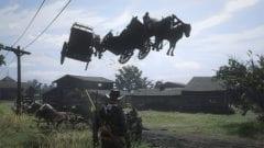 Red Dead Online - Bugs durch Update