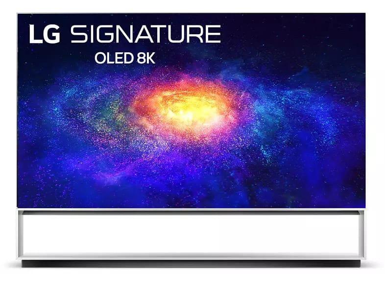 LG OLED ZX, PS5-TV