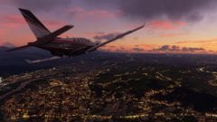 Flight Simulator 2020 - Nacht